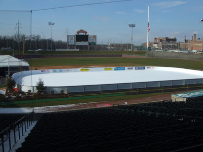 how to build a baseball field