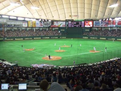 MLB Opener in Japan 2008