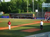 regensburg game underway.JPG