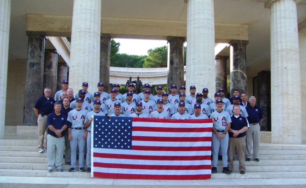 usa team at memorial.JPG