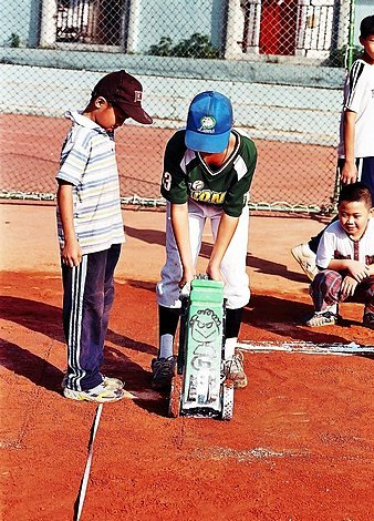 Young Taiwan GroundCrew makes it happen!