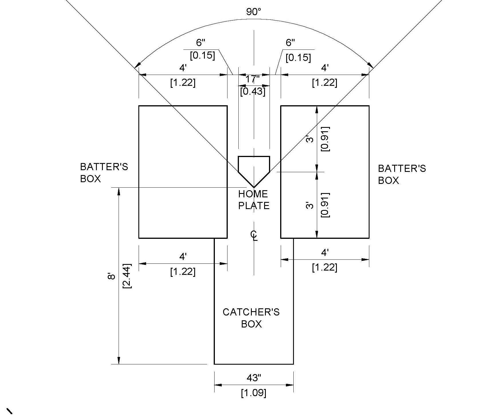 little league baseball field dimensions pdf