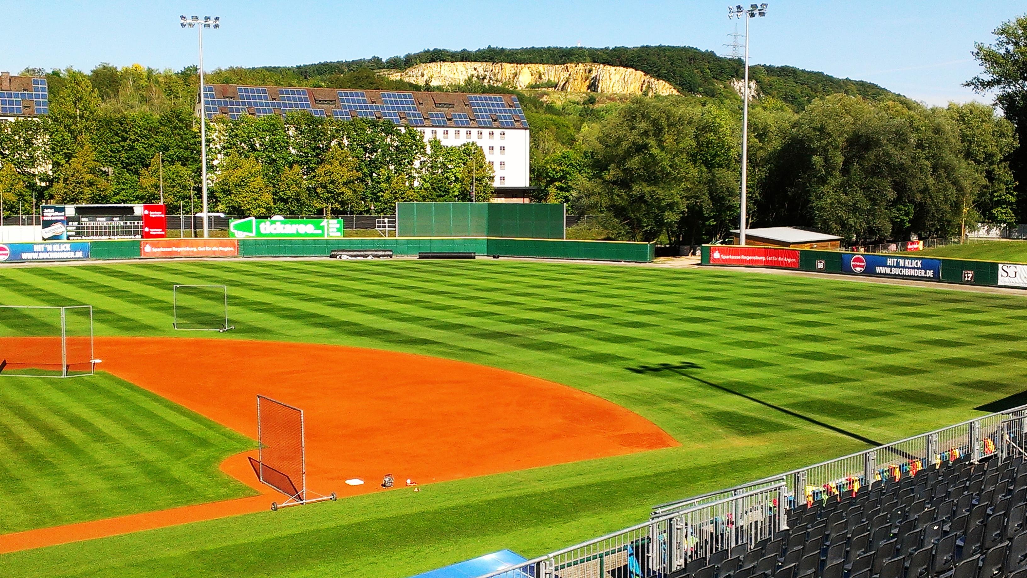 regensburg baseball