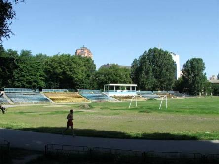 Start stadium in Keiv