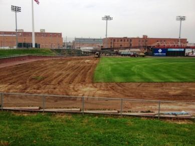 lancastor new field