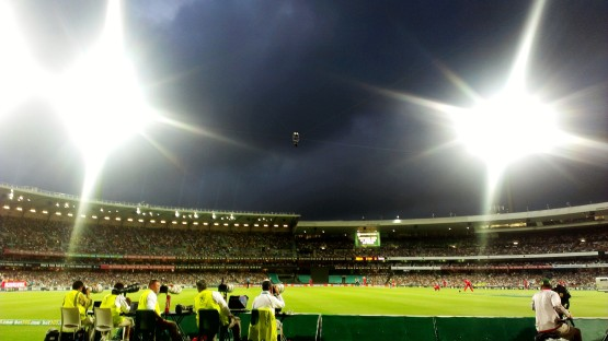 SCG view from behind homeplate